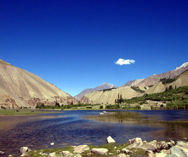 Ghizer Valley - Chitral