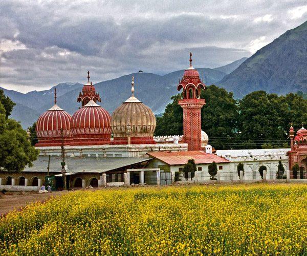 Shahi Masjid - Chitral