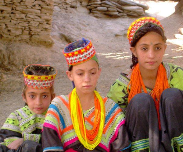 Kalasha - Chitral