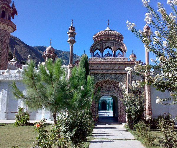 Architectural Marvel, Shahi Mosque Chitral