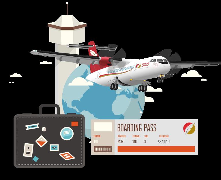 Air Charter Passenger