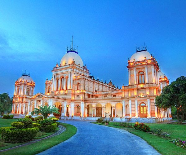 The Noor Mahal - Bahawalpur