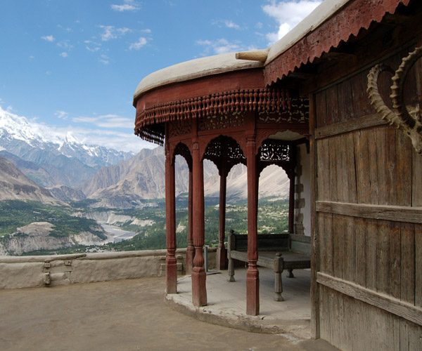 Another view of Hunza Valley - Gilgit