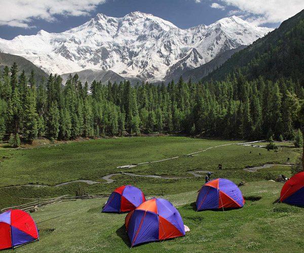 Base Camp Nanga Parbat - Gilgit