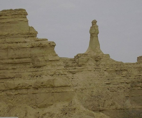 Princess of Hope, sculpture near Gwadar