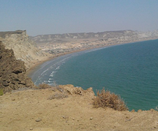 Coast of Ganz Village - District Gwadar