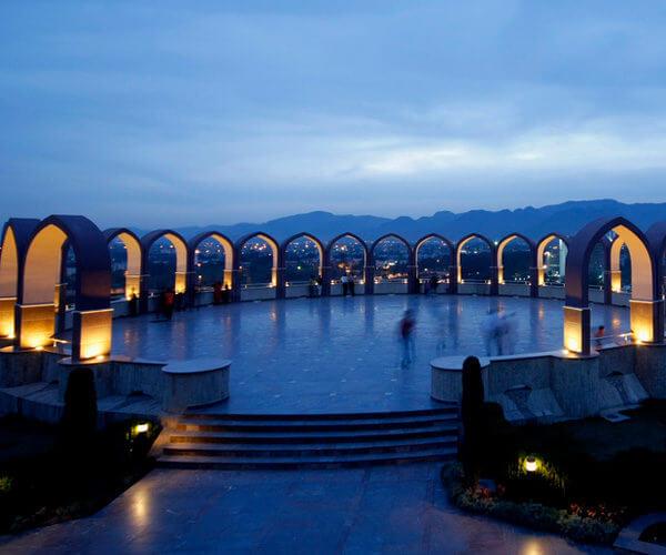 Pakistan Monument - Islamabad