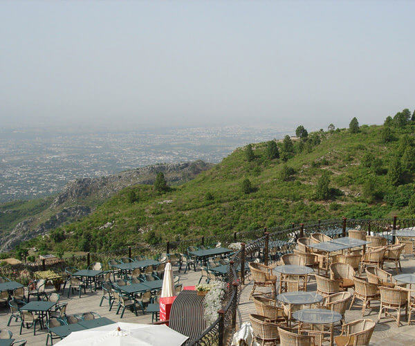 The Monal Restaurant - Islamabad