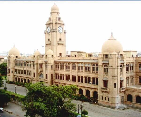 Municipal Corporation Building - Karachi