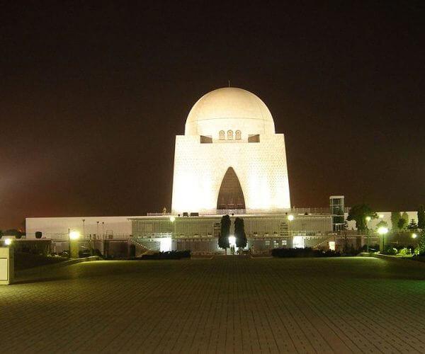 Mazar-e-Quaid - Karachi