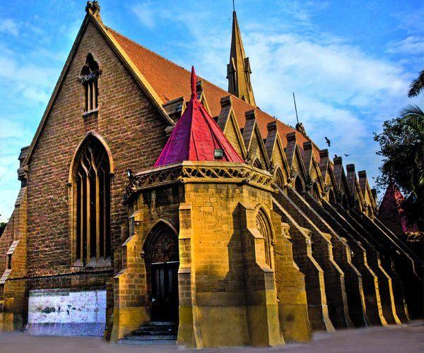 St Andrew's Church - Karachi