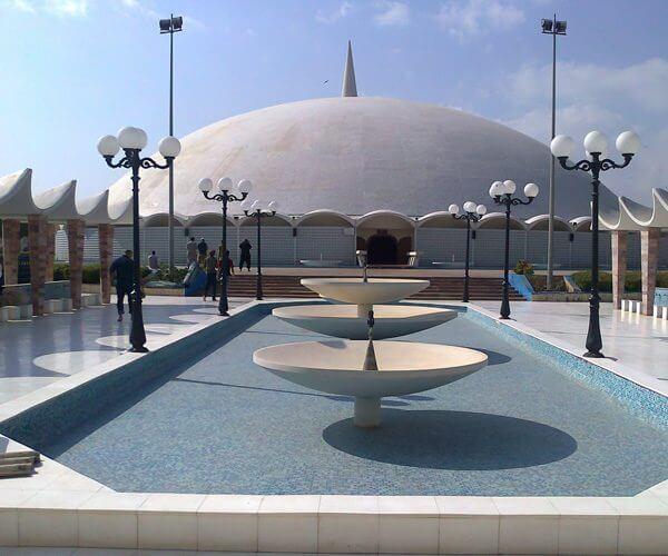 Masjid e Tooba - Karachi