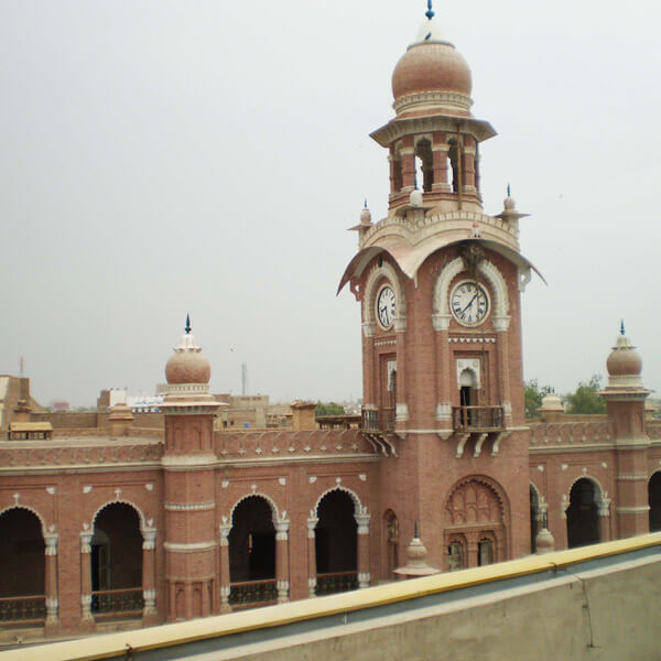 Ghanta Ghar - Multan