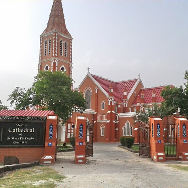 Cathedral of Saint Mary - Multan