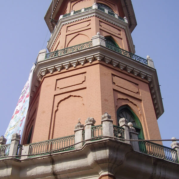 The Cunningham Clock Tower - Peshawar
