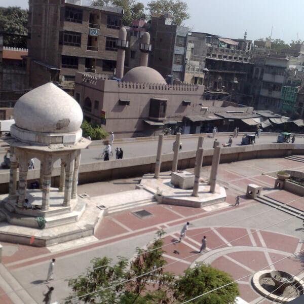 Chowk Yadgar - Peshawar