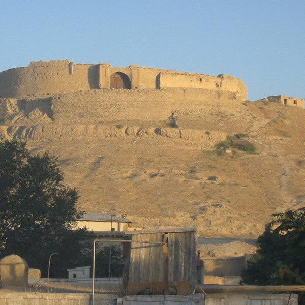 Fort Bala Hisar - Peshawar