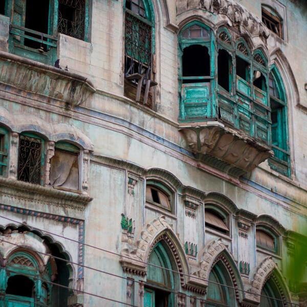 Kapoor Haveli - Peshawar