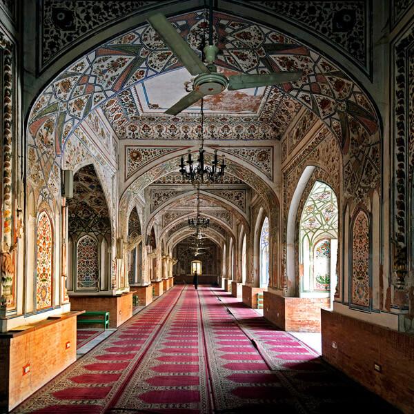 Mohabbat Khan Mosque - Peshawar