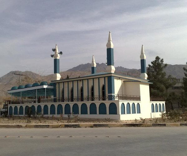 Club Road Mosque - Quetta