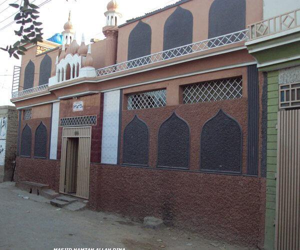 Jamiha Masjid Hamzah - Quetta