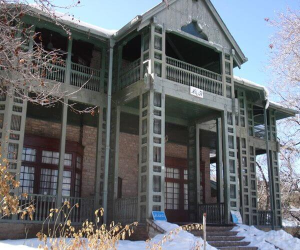 Quaid-e-Azam Residency also known as Ziarat Residency - Quetta