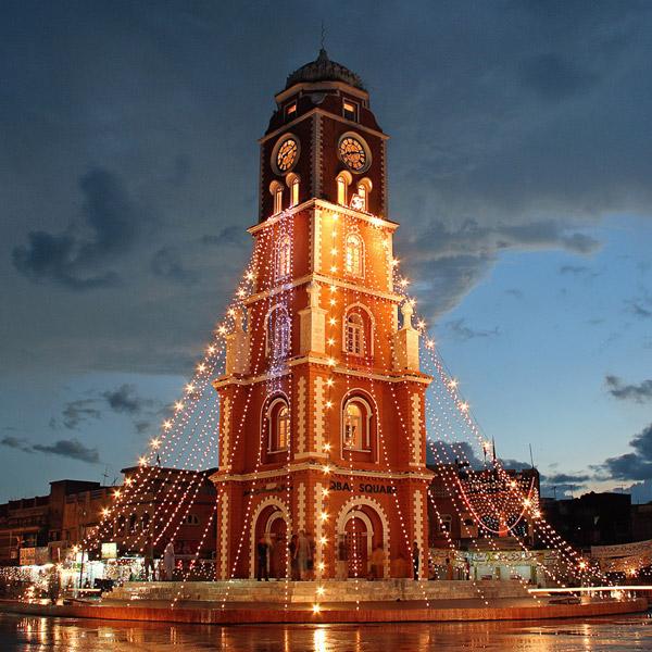 Clock Tower- Sialkot