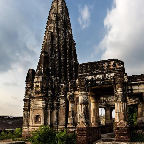 Shawala Teja Singh Temple - Sialkot