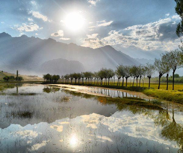 Natural Landscape - Skardu