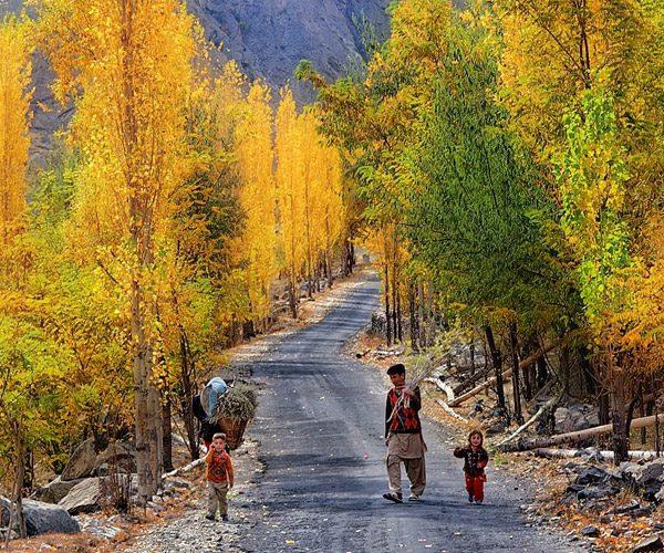 Beautiful Northern areas of Pakistan
