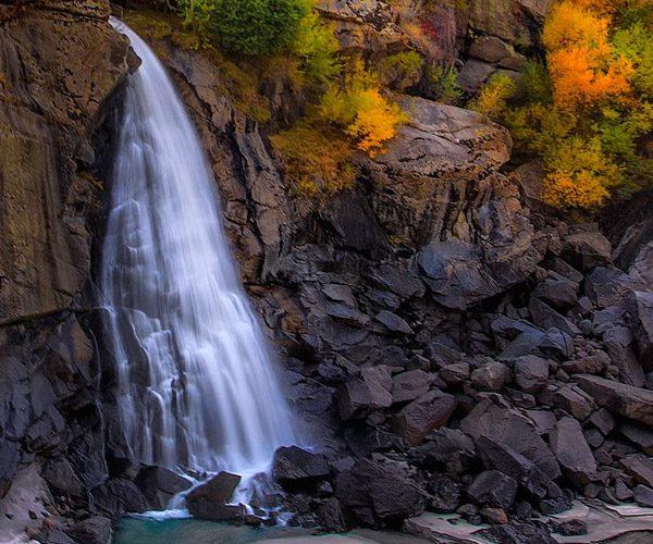Manthokha Waterfall - Skardu