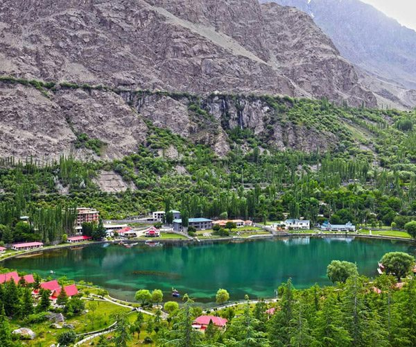 Shangrila Lake - Skardu