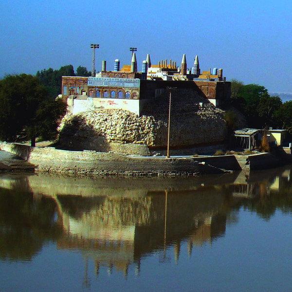 Tombs of Seven Sisters at Rohri - Sukkur