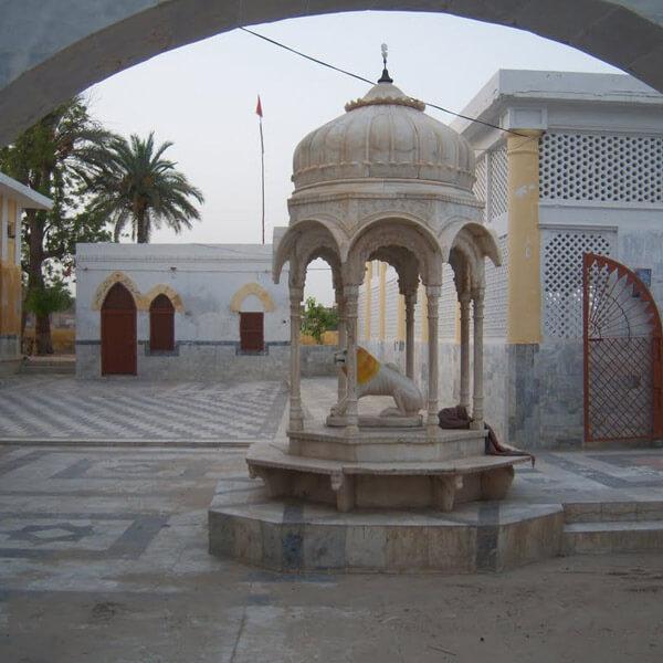 Sadhu Bela Temple - Sukkur