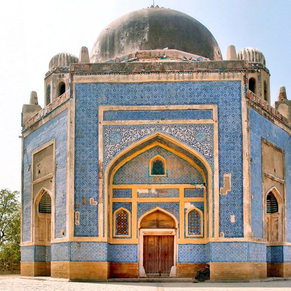 Tomb of Mian Ghulam Shah Kalhoro - Sukkur