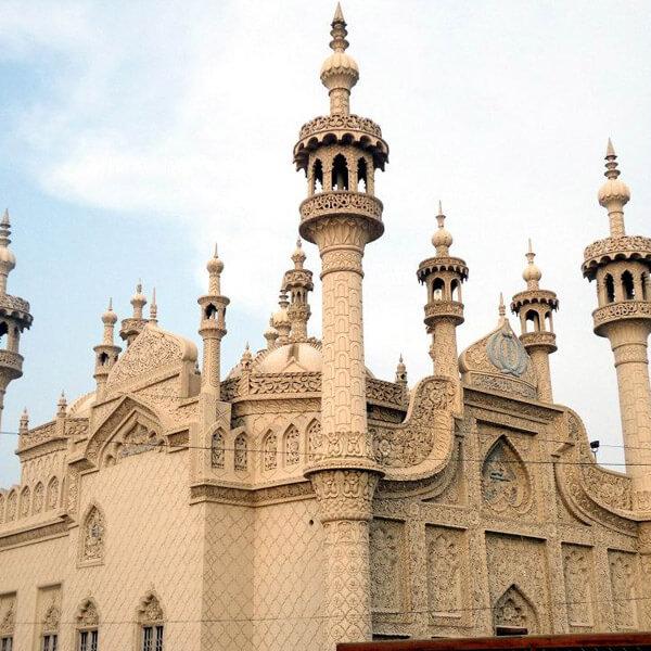 Sukkur Lines Mosque - Sukkur
